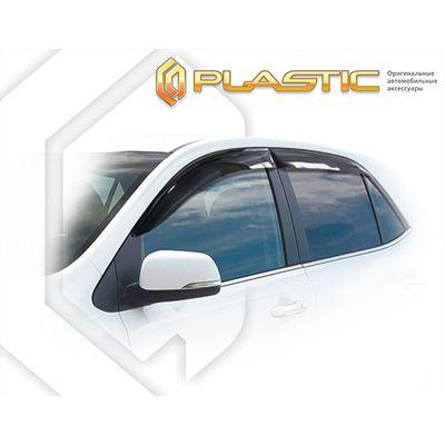 Ветровики дверей KIA PICANTO JA 2017-н.в. СА Пластик купить - Интернет-магазин Msk-Auto.com