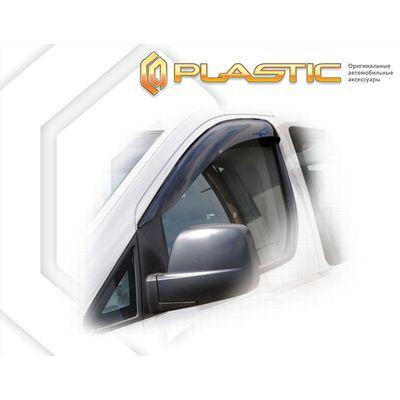 Ветровики дверей HYUNDAI H1 2008-н.в. СА Пластик купить - Интернет-магазин Msk-Auto.com