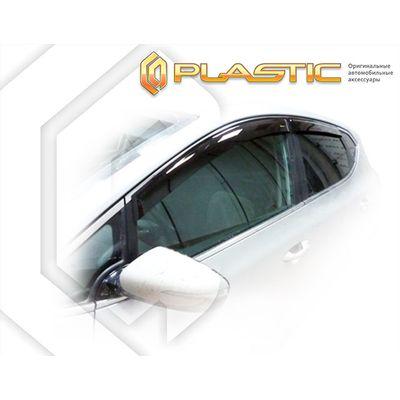 Ветровики дверей KIA CEED 2012-н.в. СА Пластик купить - Интернет-магазин Msk-Auto.com