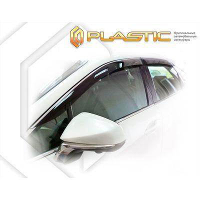 Ветровики дверей LEXUS RX 2015-н.в. СА Пластик купить - Интернет-магазин Msk-Auto.com