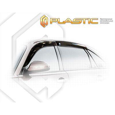 Ветровики дверей INFINITI FX35 2003-2008 СА Пластик купить - Интернет-магазин Msk-Auto.com