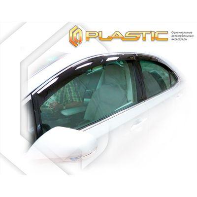 Ветровики дверей LEXUS HS250H F10 2009 СА Пластик купить - Интернет-магазин Msk-Auto.com