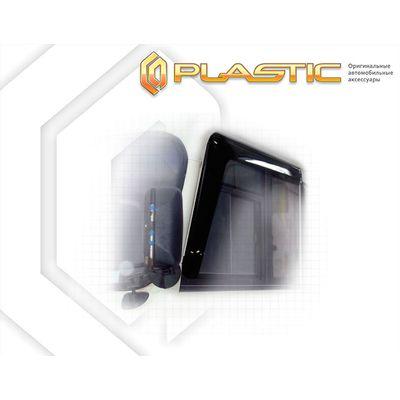 Ветровики дверей HYUNDAI COUNTY 2001-2012 СА Пластик купить - Интернет-магазин Msk-Auto.com