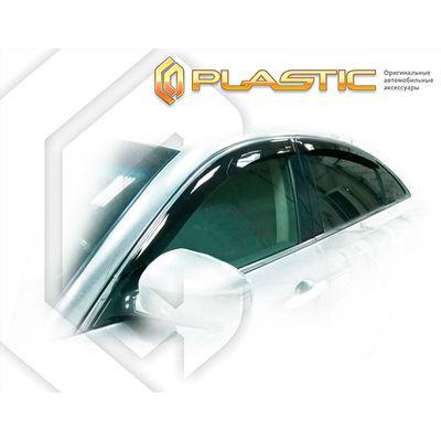 Ветровики дверей INFINITI FX35 2008-2013 СА Пластик купить - Интернет-магазин Msk-Auto.com