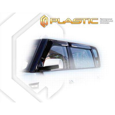 Ветровики дверей KIA SOUL 2012-2014 СА Пластик купить - Интернет-магазин Msk-Auto.com