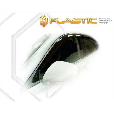 Ветровики дверей LEXUS LS LONG 2006-2012 СА Пластик купить - Интернет-магазин Msk-Auto.com