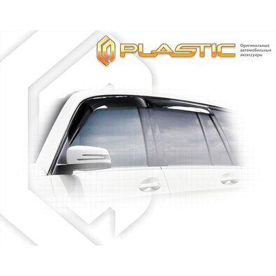 Ветровики дверей MERCEDES-BENZ GLK 2010 СА Пластик купить - Интернет-магазин Msk-Auto.com