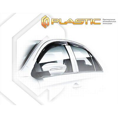 Ветровики дверей LIFAN CELLIYA 2014-н.в. СА Пластик купить - Интернет-магазин Msk-Auto.com