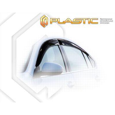 Ветровики дверей MAZDA 6 ХЭТЧБЭК GH 2007-2012 СА Пластик купить - Интернет-магазин Msk-Auto.com