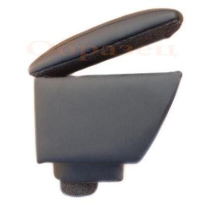 Подлокотник CHEVROLET COBALT 2012- Штатное место. На магните, чёрный