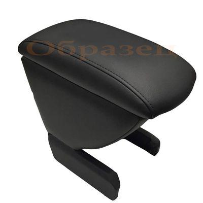 Подлокотник CHEVROLET AVEO 2011-, на консоль, на магните, экокожа, чёрный Alvi-Style купить - Интернет-магазин Msk-Auto.com