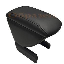 """Подлокотник для CHEVROLET AVEO 2011- На консоль, чёрный, """"TT"""""""