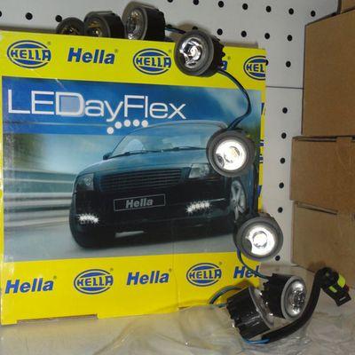 Фары дневного света Hella LEDayFLEX  6Х2, шт.