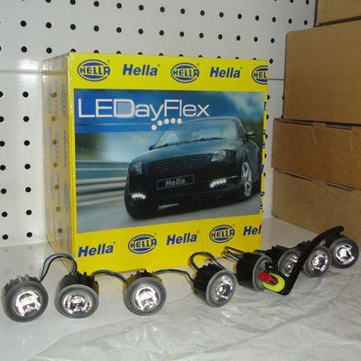 Фары дневного света Hella LEDayFLEX  8Х2, шт. Hella купить - Интернет-магазин Msk-Auto.com