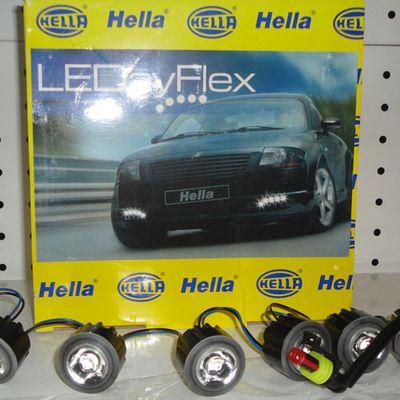 Фары дневного света Hella LEDayFLEX  5Х2, шт.