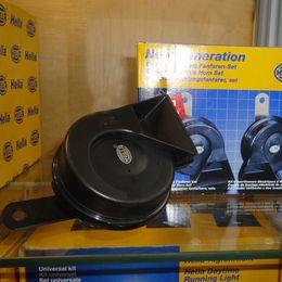 Звуковой сигнал Hella (380-310Гц) - черный