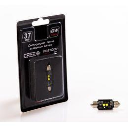 Светодиодные лампы Optima Premium Festoon 37 CREE CAN BUS 6W 12V 5100К