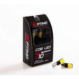 Светодиодные лампы Optima Premium W5W COB CAN BUS 3W 12V 4200К