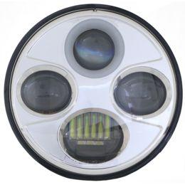 Светодиодная фара ближнего, дальнего и габаритного света STARLED RRHL-105