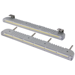 DRL8SL-Silver STARLED дневые ходовые огни универсальные