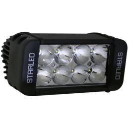 Светодиодная фара балка ближнего эллиптического света STARLED BARD 5W 8 RR 3600 Lm