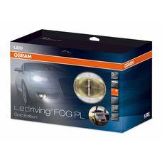 Дневные ходовые огни+противотуманного света Osram LEDriving FOG PL Gold Edition LEDFOG103GOLD