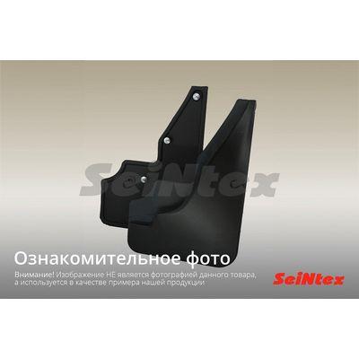 Брызговики для Renault Sandero (задние) 2010-2014 Seintex купить - Интернет-магазин Msk-Auto.com