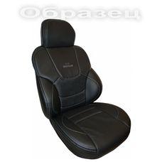 Авточехлы Nissan Note(без столиков) 2012- ДИНАС DINAS RS