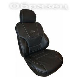 Авточехлы Nissan Qashqai +2 2008- ДИНАС DINAS RS