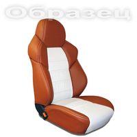Чехлы на сиденья для Mazda 3 (cедан, хэтчбек) 2003-2008 ДИНАС Драйв