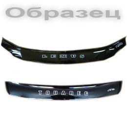Дефлектор капота Mitsubishi Pajero Sport 2008-, L200 2008-