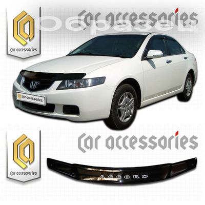 Дефлектор капота Honda Accord CL-8, CL9 2002-2006