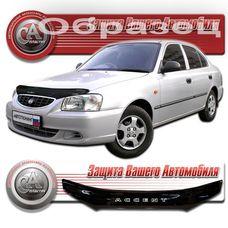 Дефлектор капота Hyundai Accent 1999-2008