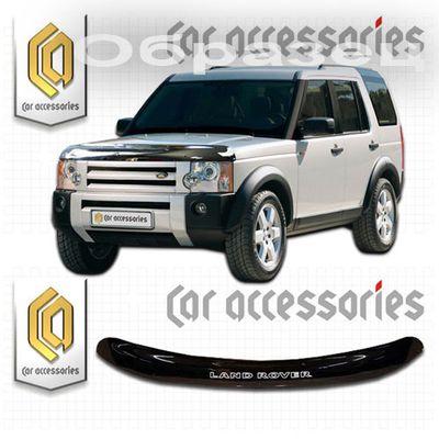 Дефлектор капота Land Rover Discovery 3 2004-2006