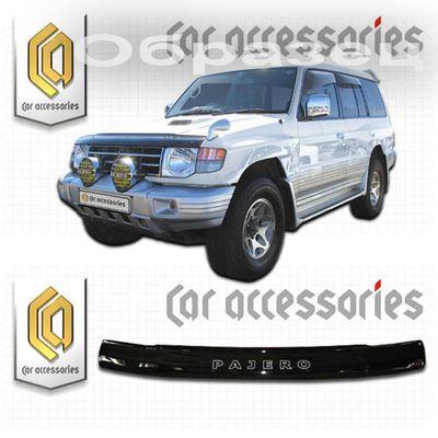 Дефлектор капота Mitsubishi Pajero 1992-2000