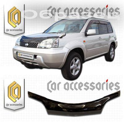 Дефлектор капота Nissan X-Trail T30 2000-2006  купить - Интернет-магазин Msk-Auto.com
