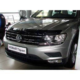 Дефлектор капота Volkswagen Tiguan 2016-