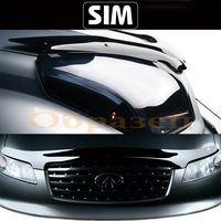 Дефлектор капота на Mazda CX-9 2007-