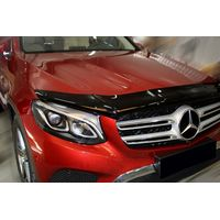 Дефлектор капота Mercedes GLC-Class 2015-