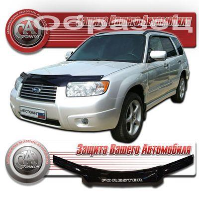 Дефлектор капота Subaru Forester 2005-