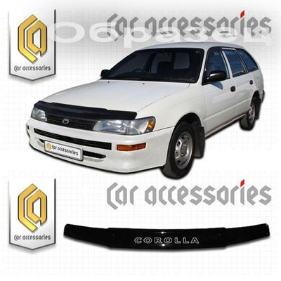 Дефлектор капота Toyota Corolla E100 1991-1998