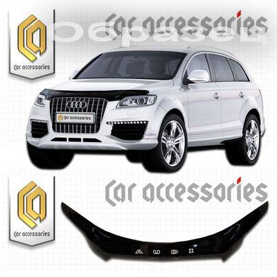 Дефлектор капота Audi Q7 люкс внедорожник 2006  купить - Интернет-магазин Msk-Auto.com