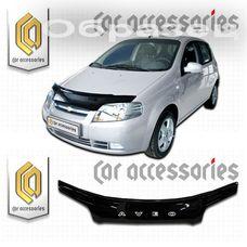 Дефлектор капота Chevrolet Aveo HB 2006
