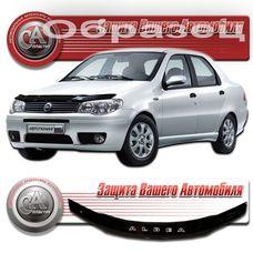 Дефлектор капота Fiat Albea 2008