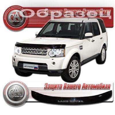 Дефлектор капота Land Rover Discovery 4 2010
