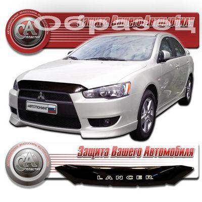 Дефлектор капота Mitsubishi Lancer 2007  купить - Интернет-магазин Msk-Auto.com
