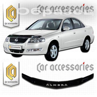 Дефлектор капота Nissan Almera Classic 2006