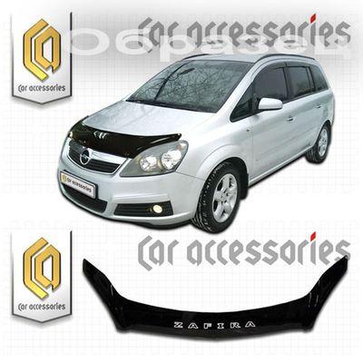 Дефлектор капота Opel Zafira 2006