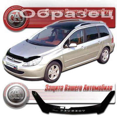 Дефлектор капота Peugeot 307 SW 2002