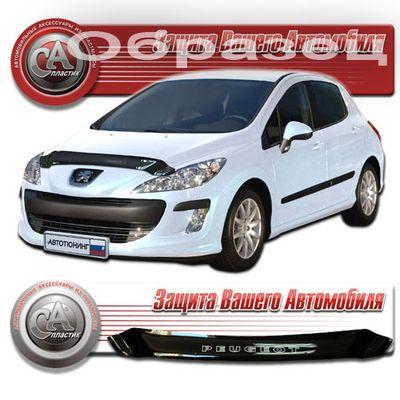 Дефлектор капота Peugeot 308 HB 2009